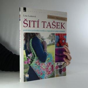 náhled knihy - Šití tašek (přílohy kompletní)