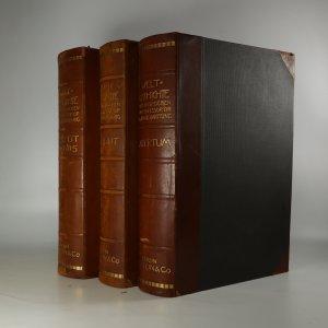 náhled knihy - Eeltgeschichte (3 svazky)