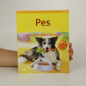 náhled knihy - Pes s nadváhou