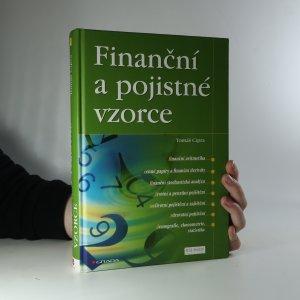 náhled knihy - Finanční a pojistné vzorce