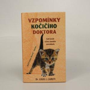 náhled knihy - Vzpomínky kočičího doktora