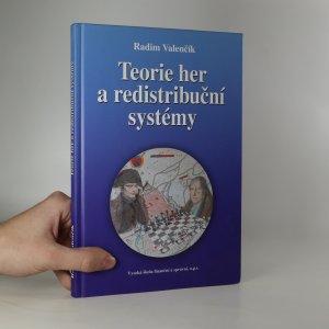 náhled knihy - Teorie her a redistribuční systémy