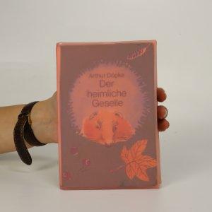 náhled knihy - Der heimliche Geselle