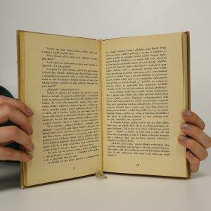 antikvární kniha Zelená a černá domovina, 1954