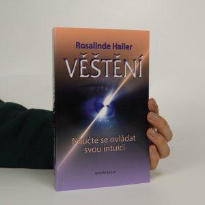 náhled knihy - Věštění