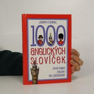 náhled knihy - 1000 anglických slovíček