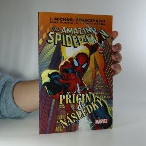 náhled knihy - Spider-man. Příčiny & následky