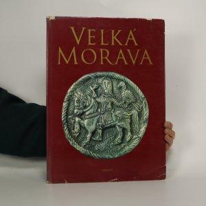 náhled knihy - Velká Morava