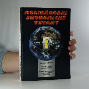 náhled knihy - Mezinárodní ekonomické vztahy