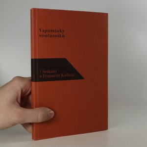 náhled knihy - Setkání s Franzem Kafkou