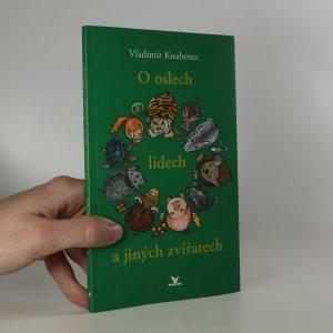 náhled knihy - O oslech, lidech a jiných zvířatech