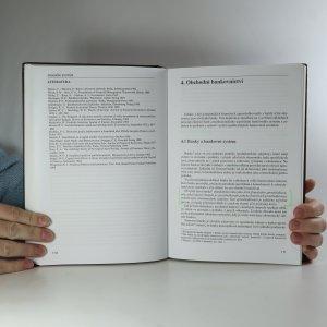 antikvární kniha Peněžní ekonomie a bankovnictví, 1997