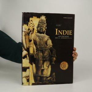náhled knihy - Indie. Od počátků do 13. století N. L.