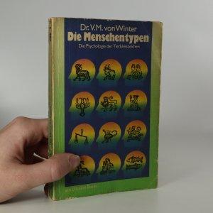 náhled knihy - Die Menschentypen