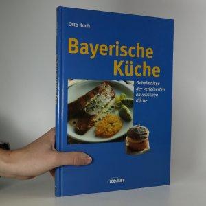 náhled knihy - Bayerische Küche