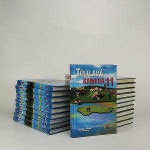 náhled knihy - Toulavá kamera (20 svazků, nekompletní, viz poznámka)