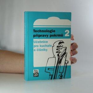 náhled knihy - Technologie přípravy pokrmů 2