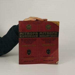 náhled knihy - Mitropa Kursbuch