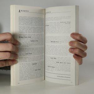 antikvární kniha Londýn, 1992
