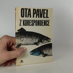 náhled knihy - Z korespondence