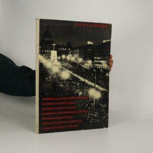 náhled knihy - Pražský katolický sjezd 27.-30.6.1935