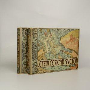 náhled knihy - Letem českým světem (2 svazky)