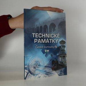 náhled knihy - Technické památky. České kuriozity IV