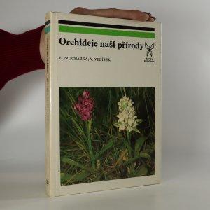 náhled knihy - Orchideje naší přírody