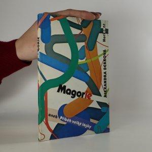 náhled knihy - Magorie aneb Příběh velké lásky