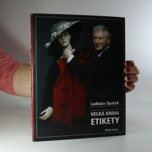 náhled knihy - Veľká kniha etikety