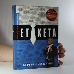 náhled knihy - Etiketa (asi podpisy autorů)