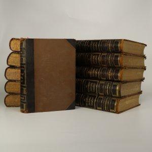 náhled knihy - Technický slovník naučný (kožená vazba, 11 svazků, nekompletní viz poznámka)