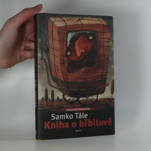 náhled knihy - Kniha o hřbitově