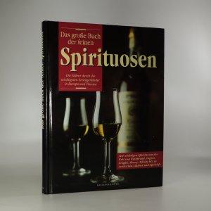 náhled knihy - Spirituosen. Das große Buch der feinen.