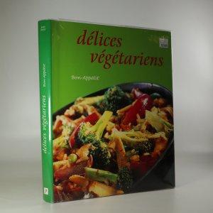 náhled knihy - Délices Végétariens