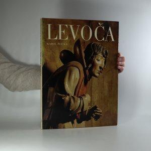 náhled knihy - Levoča. Klenotnica umeleckých pamiatok