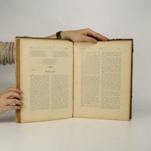 antikvární kniha Máj. ročník I a II (je lehce cítit zatuchlinou), 1903-1904