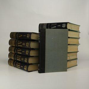náhled knihy - Dodatky k velikému Ottovu slovníku naučnému (12 svazků, A-UŽOK, viz poznámka, je lehce cítit zatuchlinou))