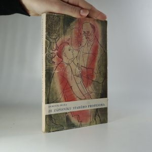 náhled knihy - Ze zápisníku starého profesora