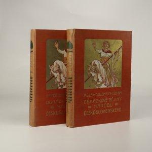 náhled knihy - Obrázkové dějiny národu československého I a II  (ve 2 svazcích)