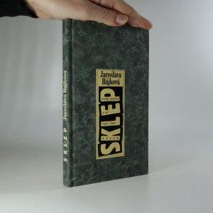 náhled knihy - Sklep (asi věnování autora)