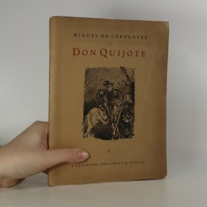 náhled knihy - Don Quijote. Díl I