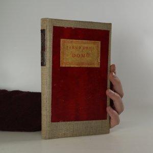 náhled knihy - Domů (Demlovo věnování Majdě Markové-Nekolové)