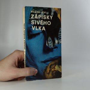 náhled knihy - Zápisky Sivého vlka