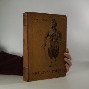 náhled knihy - Královna pouště. 2. díl, román z cyklu Třemi díly světa