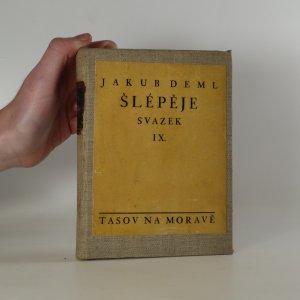 náhled knihy - Šlépěje