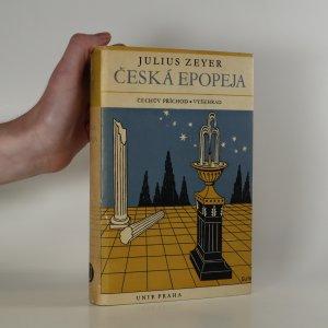 náhled knihy - Česká epopeja