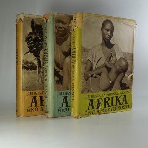 náhled knihy - Afrika snů a skutečnosti (svazek I. - III.)