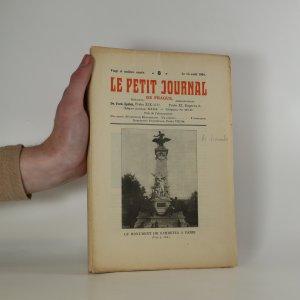 náhled knihy - Le Petit Journal. Několik čísel z let 1936-1947