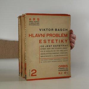 náhled knihy - Sbírka rozprav o umění. 5 svazků (viz poznámka)